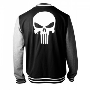 Teddy Punisher Marvel - Logo Basic