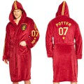 Peignoir Harry Potter Hogwarts Quidditch