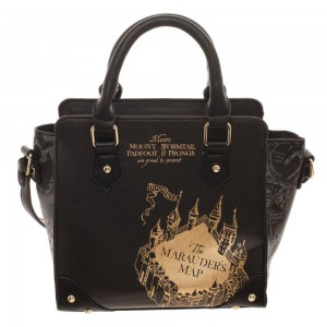 Sac à main Deluxe Harry Potter - Méfaits accomplis