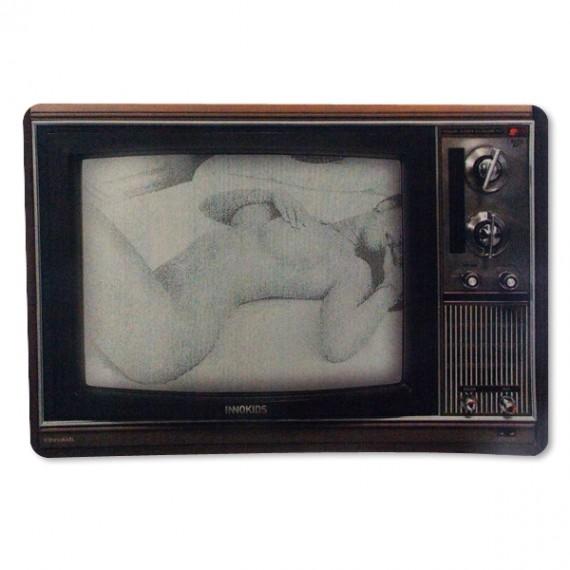 Tapis de souris rétro année 80