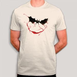 Tshirt DC Comics - The Joker