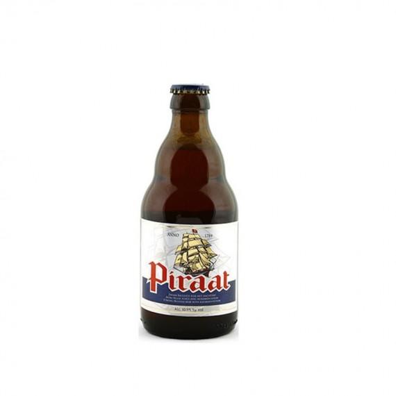 Bière ambrée - PIRAAT 0,33cl