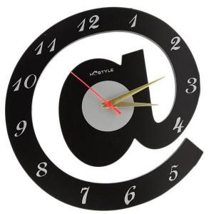 L'horloge arobase