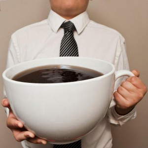 Plus grande tasse a cafe au monde