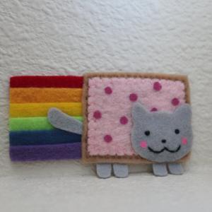 Nyan Cat magnétique