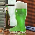 Botte de Saint-Patrick verre