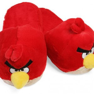 Chaussons Angry Birds