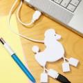 Hub USB caniche