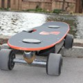 Skateboard segway