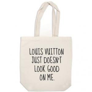 Le sac Louis Vuitton ne me va pas