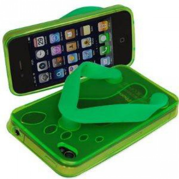 La coque iphone tong