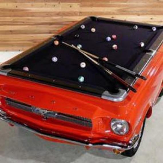 Billard Ford Mustang