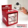 Papier toilette de secours