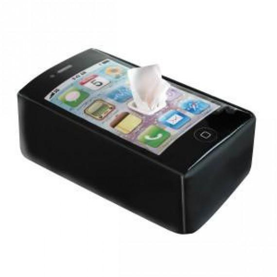 Boite de mouchoirs iPhone