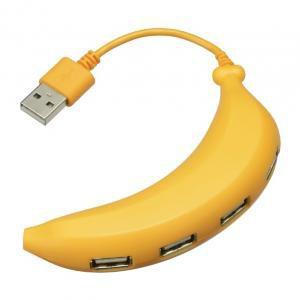 Hub USB Banane