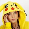 Veste pokémon pikachu