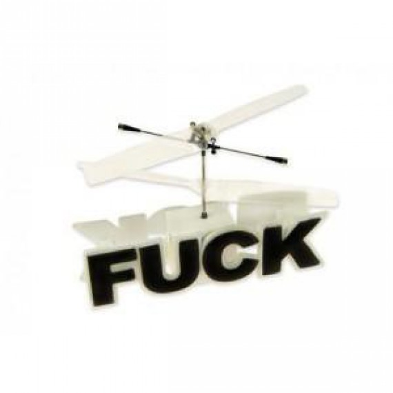 Hélicoptère Fuck volant