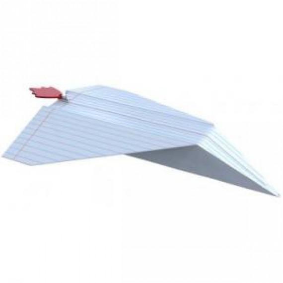 La trousse avion en papier