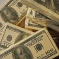 Mouchoirs en papier Billets de 100 dollars