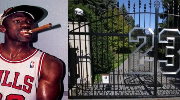 Fans de NBA ? La Maison de Jordan est en promo' !