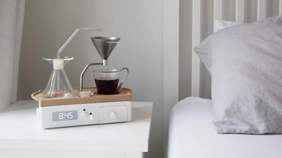Barisieur, le réveil qui prépare votre café