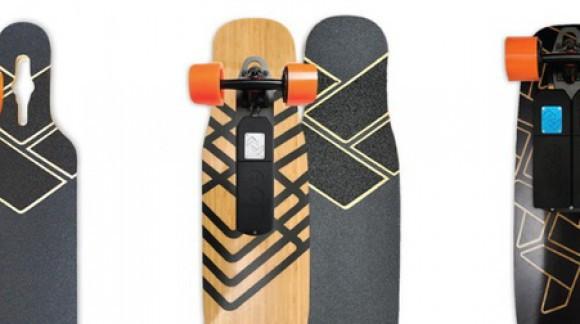Transformez n'importe quel Skateboard en planche électrique
