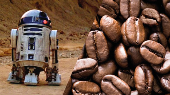 La cafetière la plus geek de la galaxie