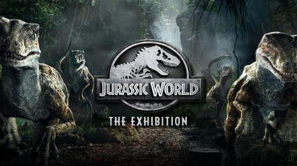Jurassic World s'installe à Paris !