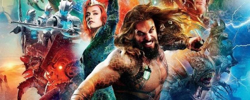 Aquaman, le héros qui va plonger sur vos écrans cet hiver !