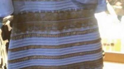 La robe infernale mise aux enchères... Qui veut se ruiner ?