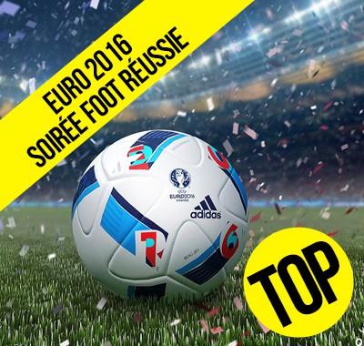 Top objets Euro 2016
