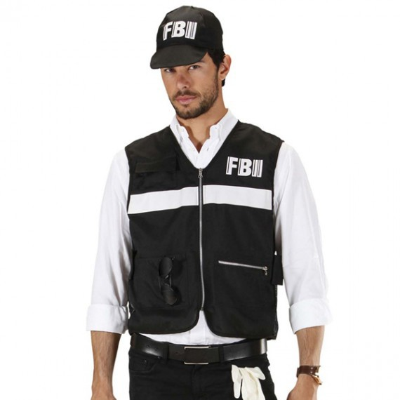 Déguisement fbi