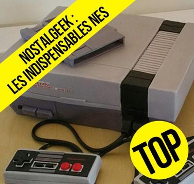 Nostalgeek top 10 des objets Nintendo NES