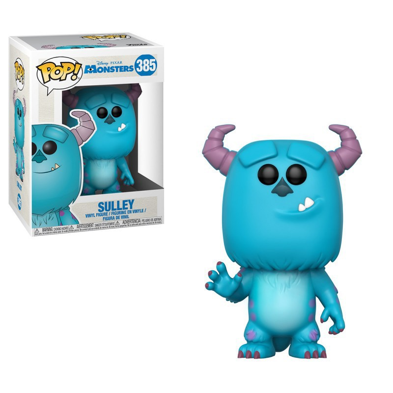 Figurine pop suley de monstres et compagnie