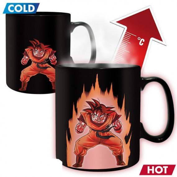 mug chaud froid son goku