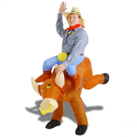 Costumer rodeo halloween